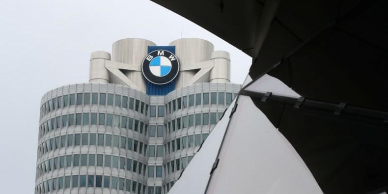 BMW vise des marges imposables de plus de 10%