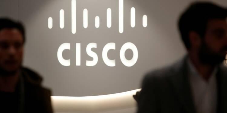Cisco déçoit avec ses prévisions