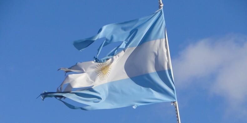 Argentine : la Bourse et le peso s'effondrent