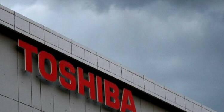 La Chine autorise la vente des mémoires de Toshiba, selon NHK