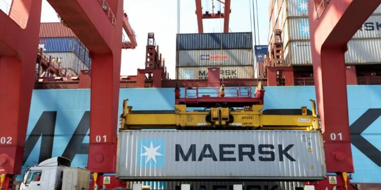 Maersk: Premier trimestre décevant, incertitudes en vue, le titre chute