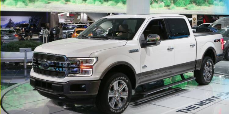 Ford va reprendre la production du F-150 vendredi