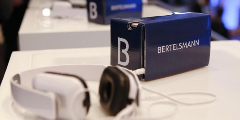 Bertelsmann et RTL freinés par les effets de change au 1er trimestre