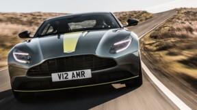 Aston Martin DB11 2018 : déjà une version AMR survitaminée