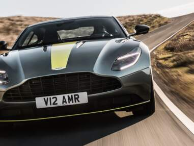 Aston Martin DB11 AMR en 30 photographies