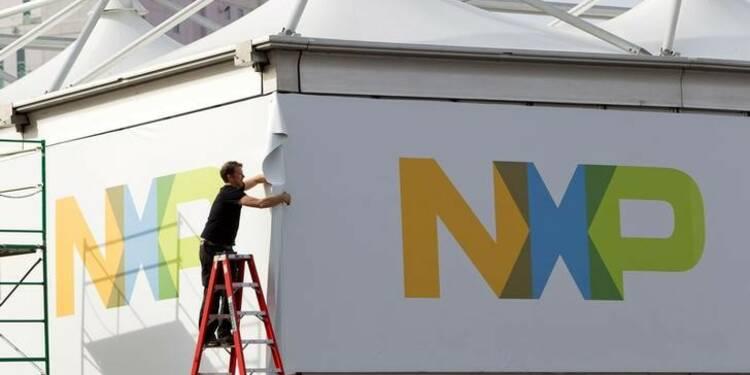 NXP monte à Wall Street, le rachat par Qualcomm semble se préciser