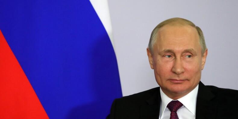 Poutine assure vouloir poursuivre le transit de gaz via l'Ukraine