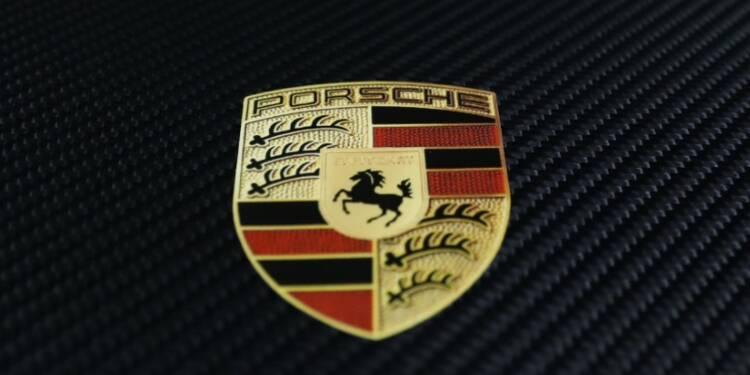 Porsche rappelle 60.000 SUV pour un problème d'émissions