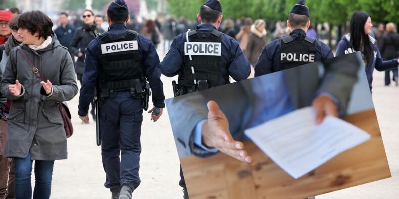 Salaire, formation… découvrez les métiers qui embauchent à la Police nationale