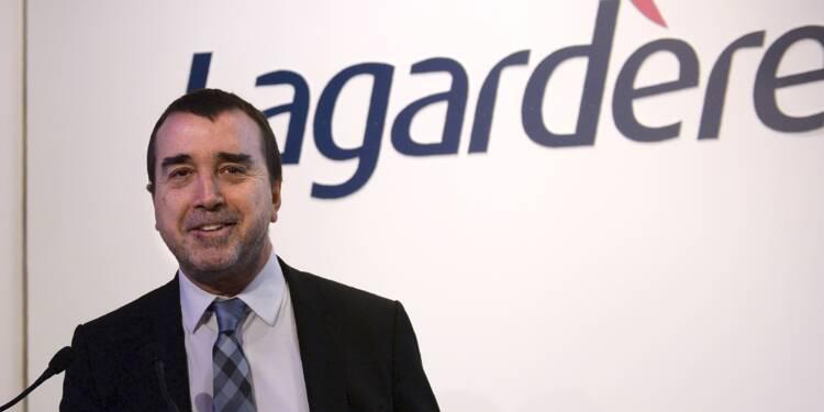 Le conseil Bourse du jour : Lagardère, des chiffres qui confortent la stratégie de recentrage !