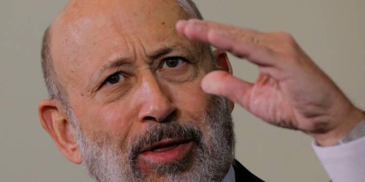 Lloyd Blankfein quitterait Goldman Sachs d'ici décembre