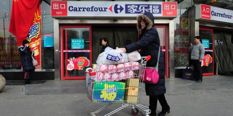 Chine : Carrefour inaugure son premier supermarché connecté