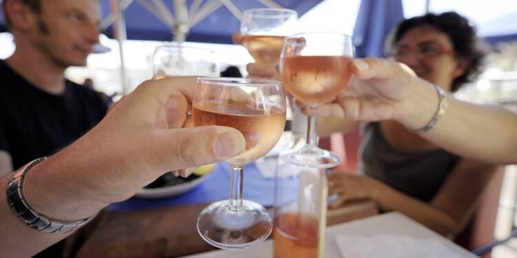 La France pourrait manquer de rosé cet été