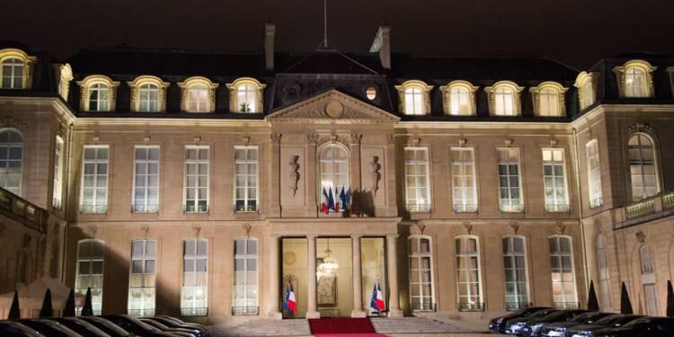 Les 54 dirigeants internationaux reçus à l'Elysée aujourd'hui par Emmanuel Macron