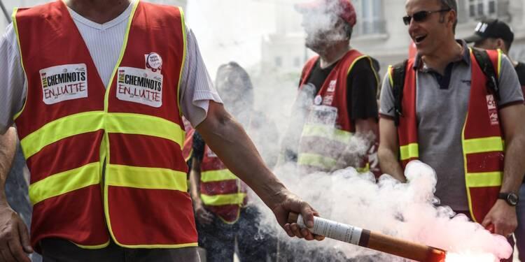 Grève SNCF : les salariés votent non à la réforme, mais leur mobilisation n'a jamais été aussi basse