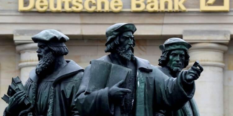 Deutsche Bank pourrait supprimer 10.000 emplois!
