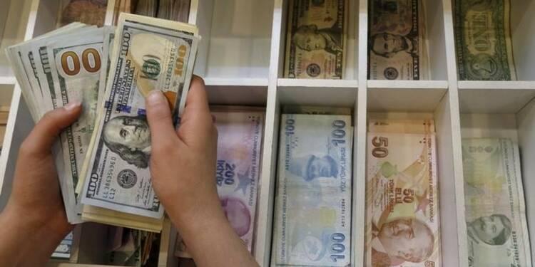 Turquie : la livre en perdition, la banque centrale à la rescousse