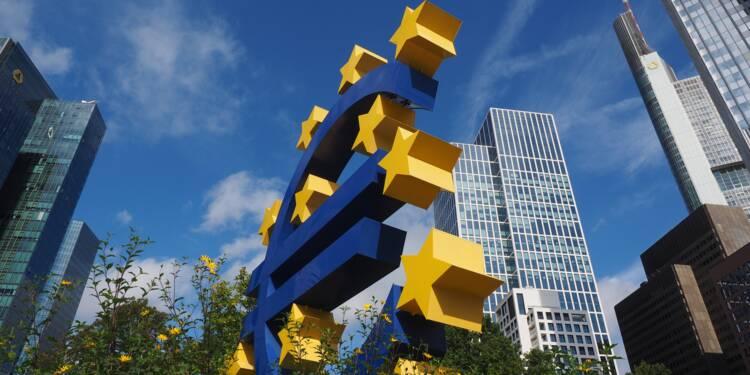 """Actions : """"une correction pourrait survenir"""", met en garde la BCE"""