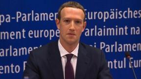 Ce qu'il faut retenir de l'audition de Mark Zuckerberg devant le Parlement européen