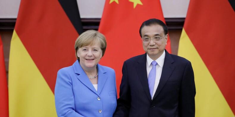 Le Premier ministre chinois affiche sa confiance en l'euro