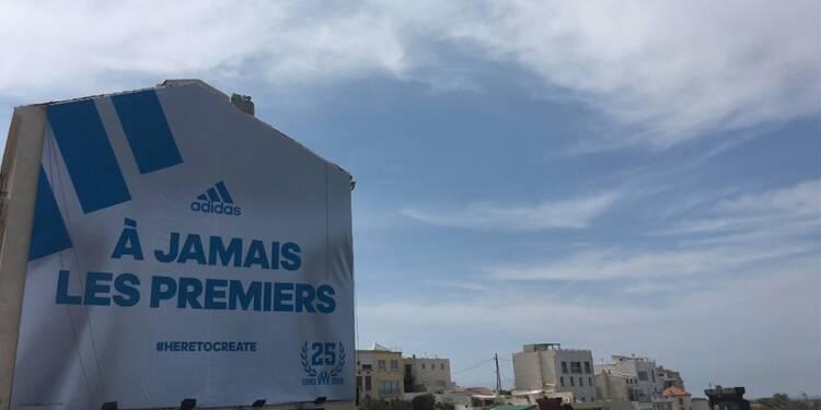 Avant d'être remplacé par Puma, Adidas se fait plaisir une dernière fois avec l'OM