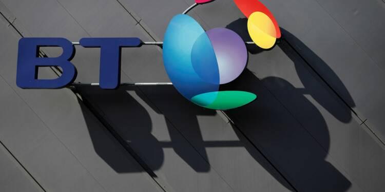 BT a reçu des marques d'intérêt pour son réseau fixe
