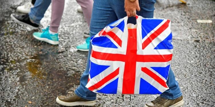 La croissance britannique confirmée à +0,1% au 1er trimestre