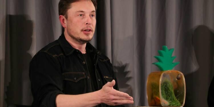 Elon Musk propose un site de notation des journalistes et des médias