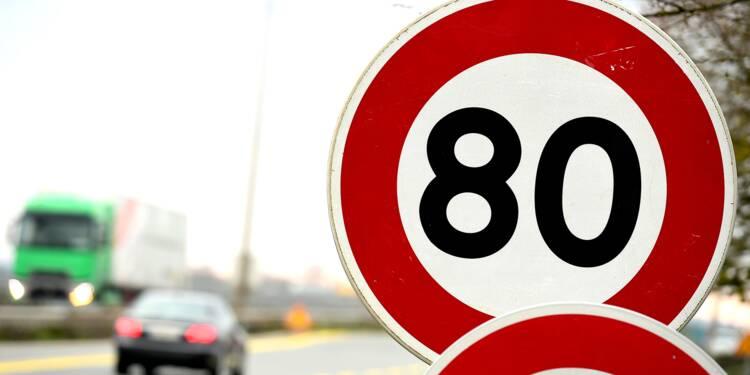 Sondage exclusif YouGov : 71% des Français opposés aux 80 km/h sur route nationale