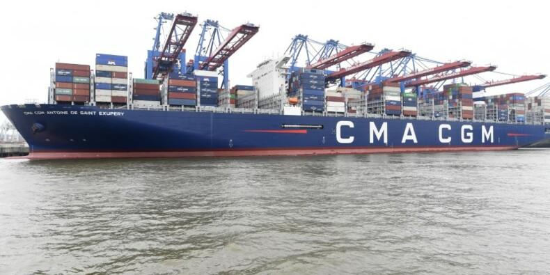 CMA CGM: Surcharge exceptionnelle face à la hausse du fuel