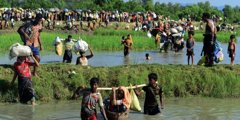 Rohingyas: Amnesty international veut des poursuites contre le chef de l'armée birmane