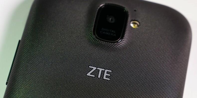 Washington a conclu un accord pour maintenir ZTE en activité