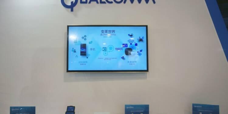 Qualcomm veut convaincre Pékin d'autoriser l'achat de NXP