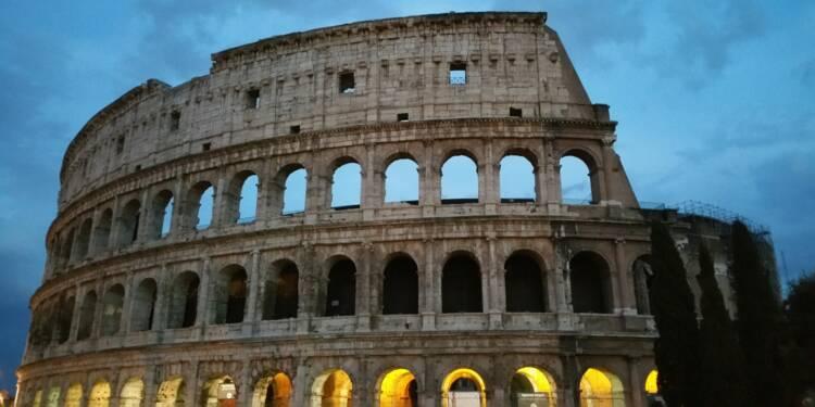L'Italie s'enfonce dans le chaos politique, la dette est attaquée!