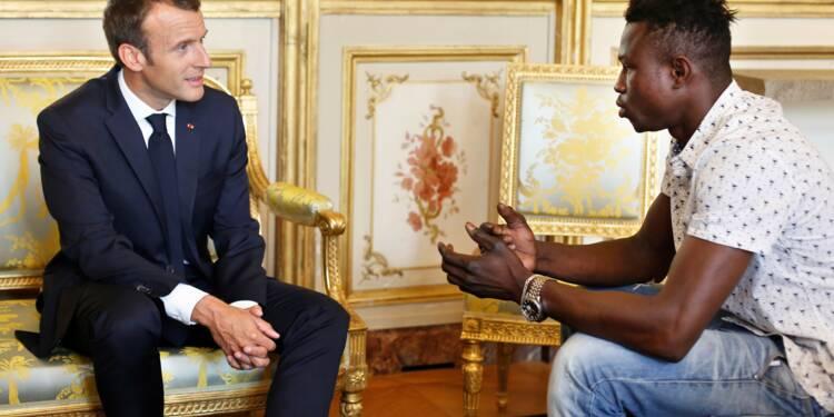 Le sans-papiers malien qui a sauvé un enfant va être naturalisé français