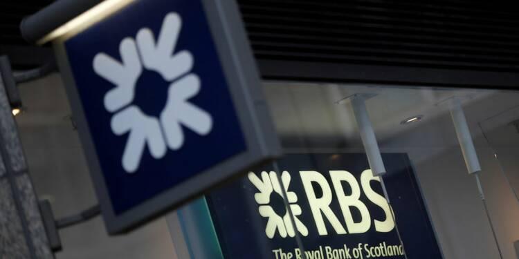 L'Etat pourrait céder pour 3 milliards de livres d'actions RBS cette semaine