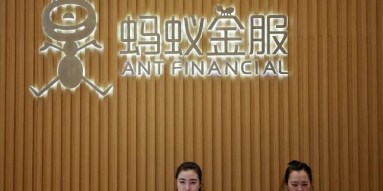 Ant Financial valorisé 150 milliards de dollars lors d'une levée de fonds