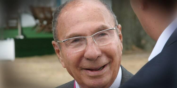 Serge Dassault, décédé lundi 28 mai à l'âge de 93 ans.