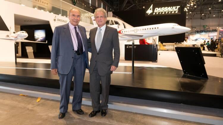"""Succession de Serge Dassault : pour son fils Laurent, la fratrie est """"condamnée à se mettre d'accord"""""""