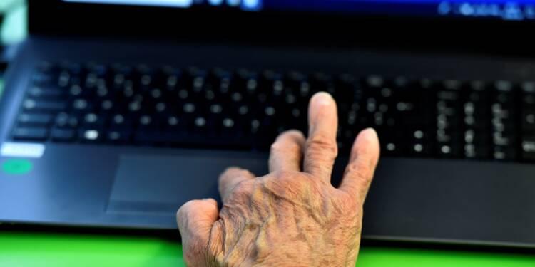 Un quart des plus de 60 ans sont exclus du numérique, selon une étude