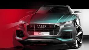 Audi Q8 : le (très attendu) premier SUV coupé de la marque aux anneaux