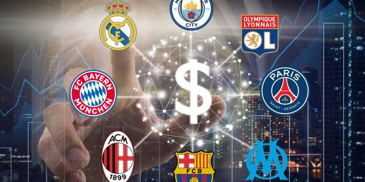 Exclusif : et si vous receviez des cryptomonnaies en soutenant votre club de foot préféré ?