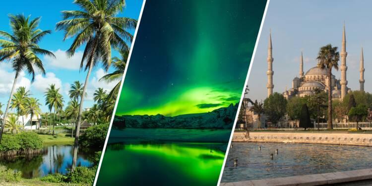 17 destinations où partir cet été grâce à la chute des monnaies face à l'euro