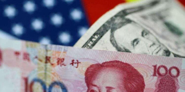 Commerce: Une importante délégation américaine arrive à Pékin