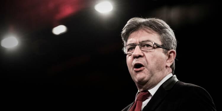 Comptes de campagne : Jean-Luc Mélenchon sous le coup d'une enquête préliminaire