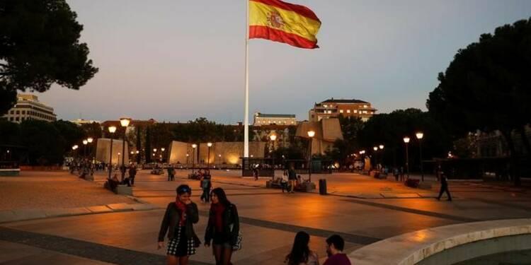 La croissance espagnole confirmée à +0,7% au premier trimestre
