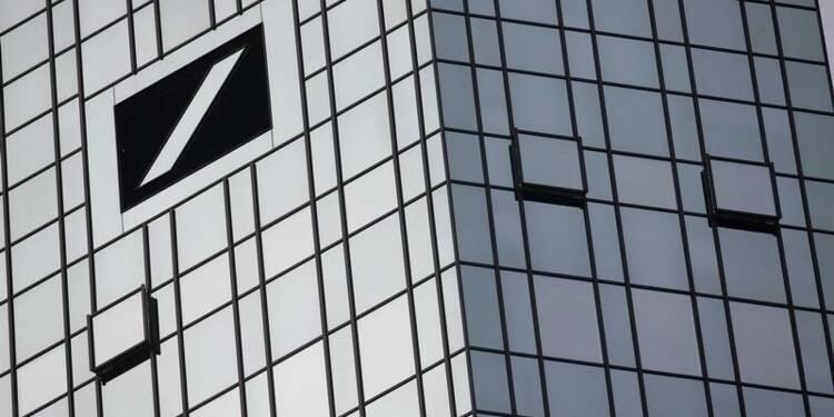 La Fed a dégradé le statut de Deutsche Bank aux USA en 2017, selon le WSJ