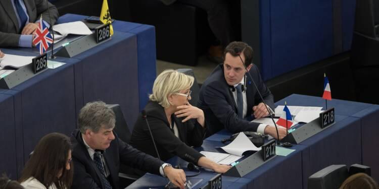 Au Parlement européen, les députés FN doivent justifier plus de 400.000 euros de dépenses suspectes