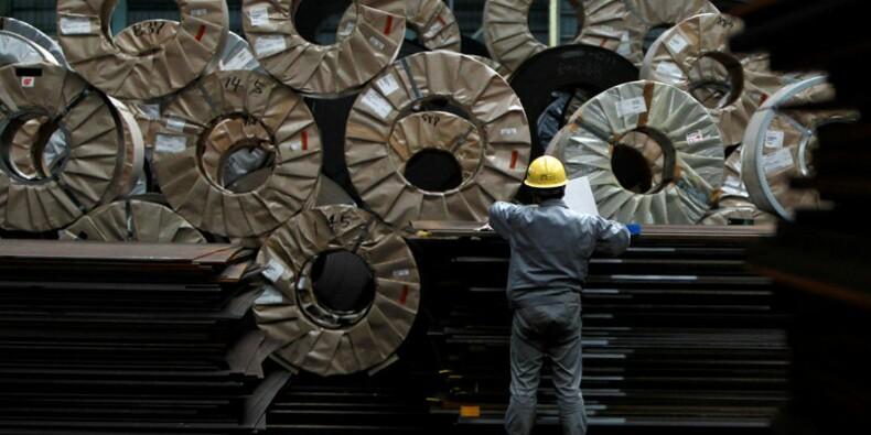 Washington va taxer l'acier et l'aluminium européens