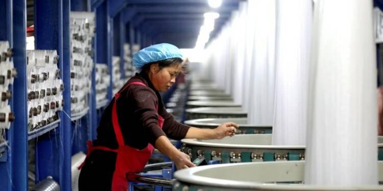 Chine: Croissance inattendue dans le secteur manufacturier en mai